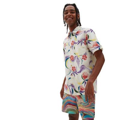 Vans X Chris Johanson Buttondown Shirt