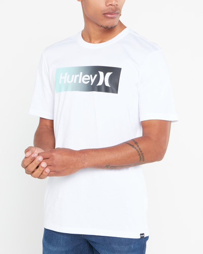 One And Only Boxed Gradient Tee