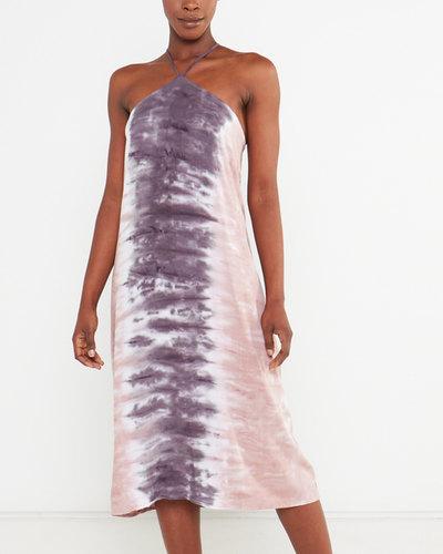Dip Dyed Midi Dress
