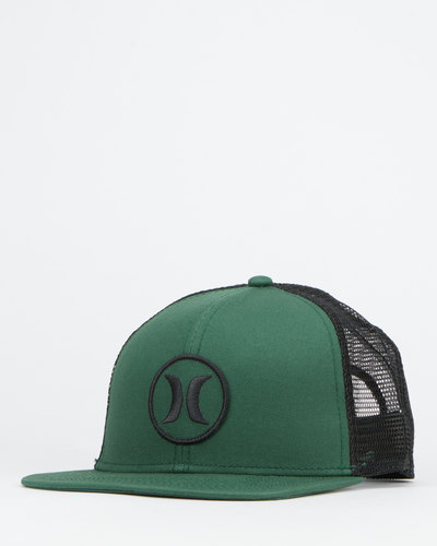 Circle Trucker Staple Hat