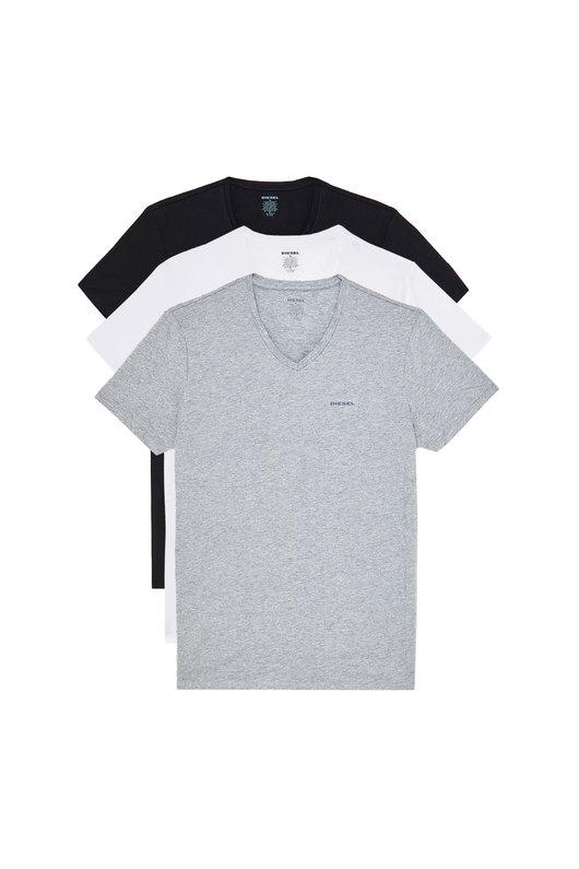 V-neck T-Shirt with logo