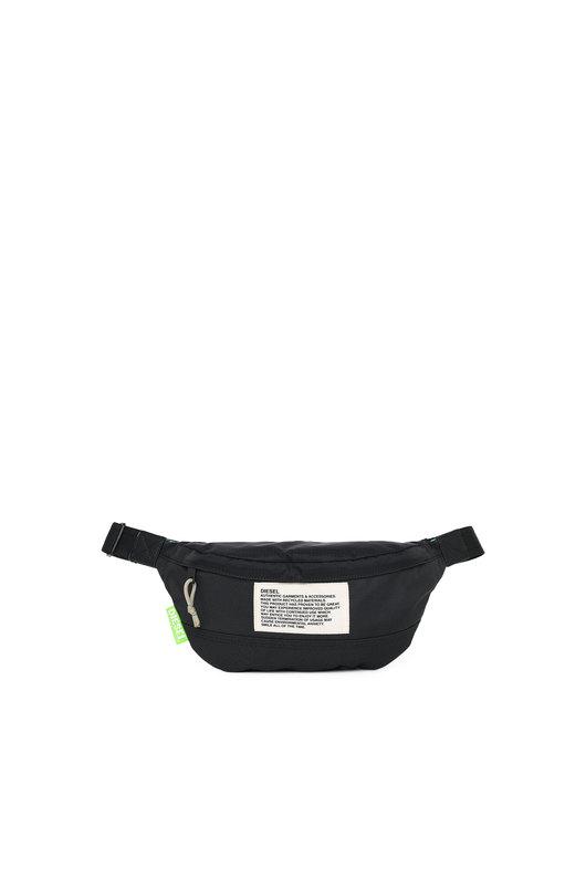 Green Label two-tone belt bag