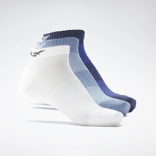 Active Foundation Low-Cut Socks 3 Pairs