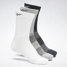 Active Foundation Mid-Crew Socks 3 Pairs