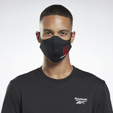 Human Rights Now! Reebok Face Cover
