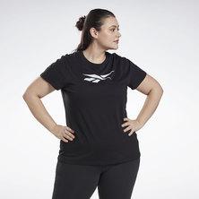 Graphic Vector T-Shirt (Plus Size)