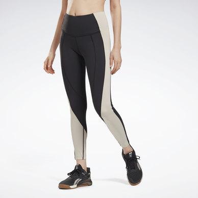 Lux High-Rise Colorblock Leggings