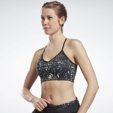 Workout Ready Printed Sports Bra