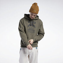 Camping Graphic Hoodie