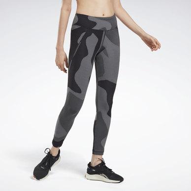 Lux Jacquard Leggings