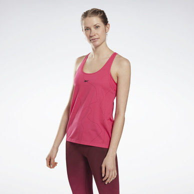 United By Fitness Perforated Tank Top