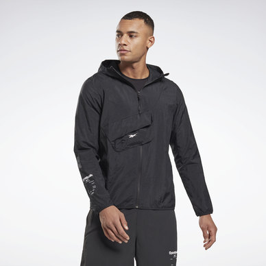 Road Trip Woven Packable Jacket