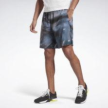 Austin Allover Print Shorts