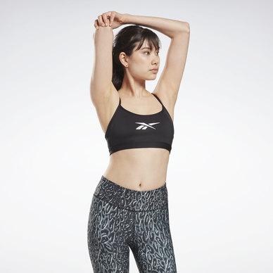 Lux Skinny Strap Sports Bra