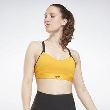 Lux Strappy Medium-Impact Sports Bra