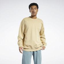 Natural Dye Crew Sweatshirt