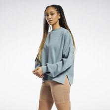 Natural Dye Fleece Sweatshirt