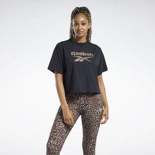 Animal-Print Graphic T-Shirt