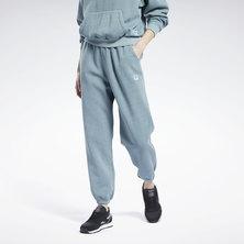 Natural Dye Fleece Pants