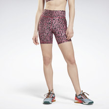 Lux Bold Legging Shorts