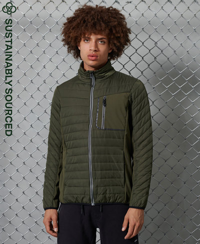Convection Hybrid Non Hooded Jacket