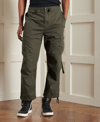 Parachute Taper Grip Pants