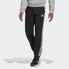 AEROREADY ESSENTIALS TAPERED CUFF WOVEN 3-STRIPES PANTS