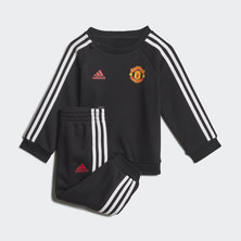 MANCHESTER UNITED 3-STRIPES BABY JOGGER