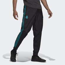 REAL MADRID ICONS WOVEN PANTS