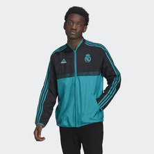 REAL MADRID ICONS WOVEN JACKET