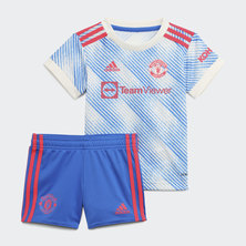 MANCHESTER UNITED 21/22 AWAY BABY KIT