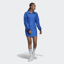 BLUE VERSION DRESS