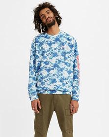 Levi's® Men's Oversized Crewneck Sweatshirt