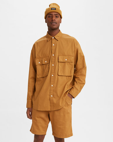 Levi's® Men's Classic Oversized Utility Shirt