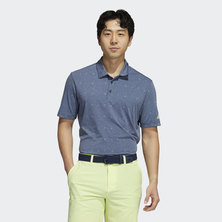 Allover Print Primegreen Polo Shirt