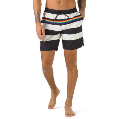 Pride Stripe Volley Shorts
