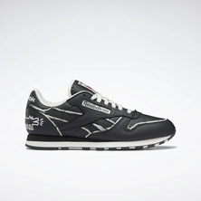 Keith Haring Classic Leather Shoes