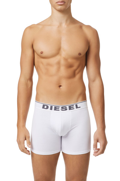 Three-pack of boxers with lettering