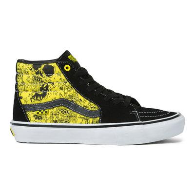 Skate SK8-Hi Spongebob