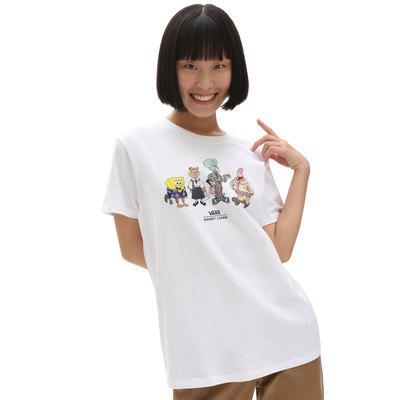 Sandy Liang for SpongeBob X Vans BFF Tee