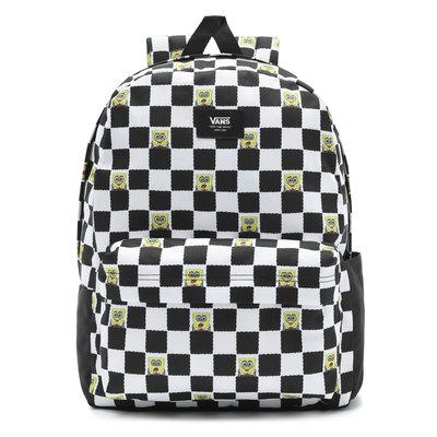 Vans X SpongeBob Old Skool Printed Backpack