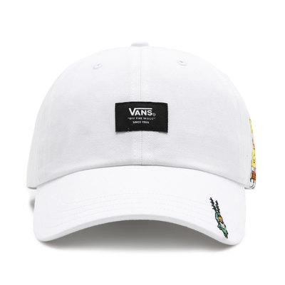 Vans X SpongeBob Curved Bill Jockey Hat