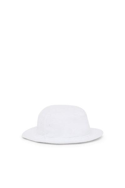 Bucket hat in cotton twill