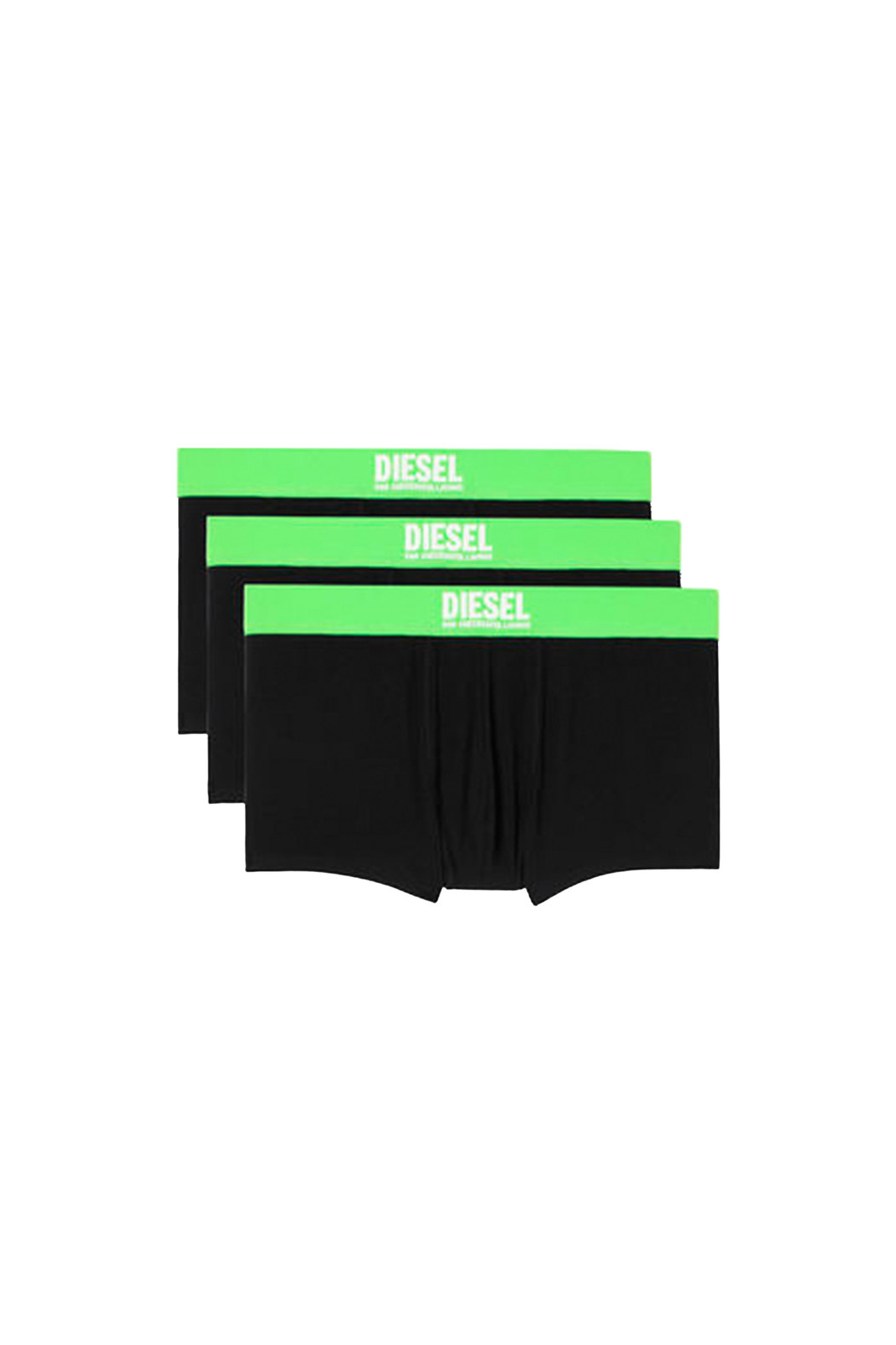 Green Label three-pack of organic cotton boxers