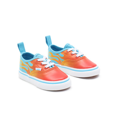 Toddler Hot Flame Authentic Elastic Lace