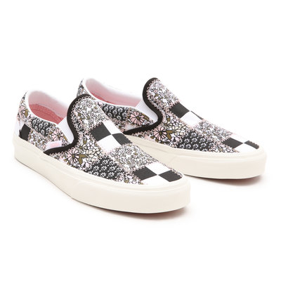 Patchwork Floral Classic Slip-On