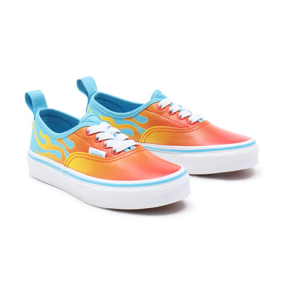 Kids Hot Flame Authentic Elastic Lace
