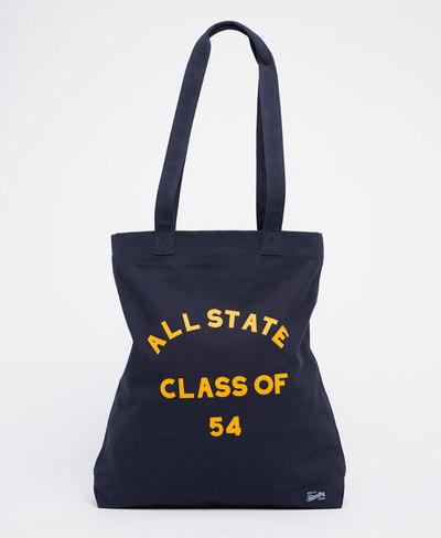 Canvas Graphic Tote Bag