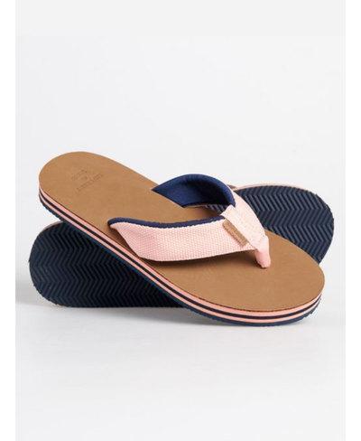 Surf Leather Flip Flop