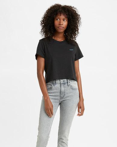 Levi's® Women's Cropped Jordie T-shirt